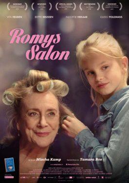 Romys Salon Poster