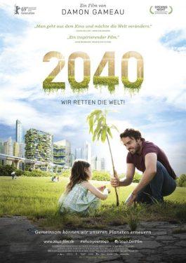 2040 - Wir retten die Welt Poster