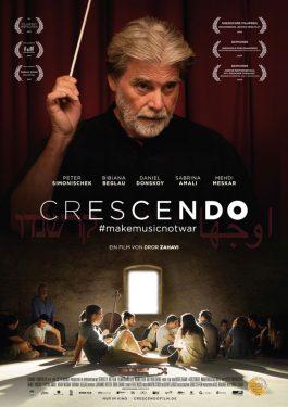 Crescendo - #makemusicnotwar Poster