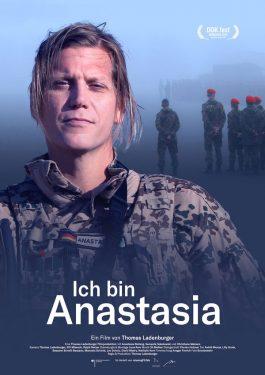 Ich bin Anastasia Poster