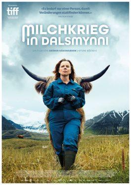 Milchkrieg in Dalsmynni Poster