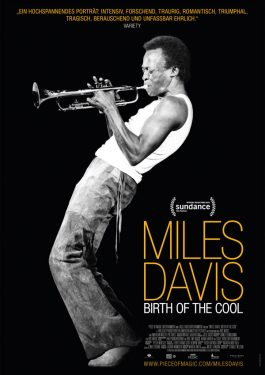 Miles Davis: Birth of the Cool Poster