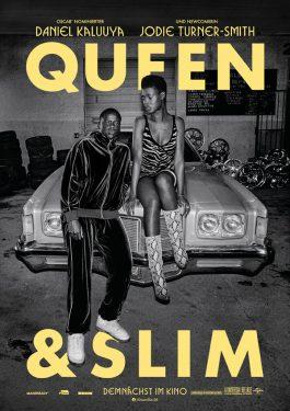 Queen & Slim Poster