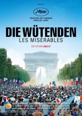 Die Wütenden - Les Misérables Poster