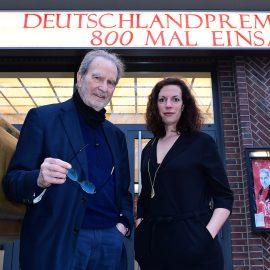 Deutschlandpremiere: 800 mal einsam - Ein Tag mit dem Filmemacher Edgar Reitz Bildergalerie Poster