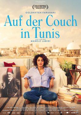 Auf der Couch in Tunis  Poster