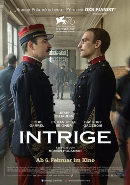 Intrige Poster