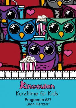 KinoEulen - Kurzfilme für Kids: Programm #27 Poster