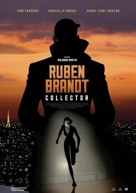 Ruben Brandt, Collector (OmU) Poster