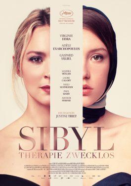 Sibyl - Therapie zwecklos [Filmstart verschoben] Poster