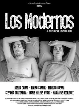 Los Modernos Poster