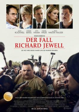Der Fall Richard Jewell Poster