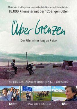 Über Grenzen - Der Film einer langen Reise Poster
