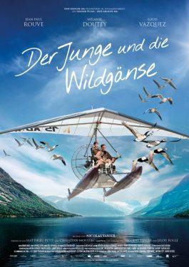 Der Junge und die Wildgänse Poster