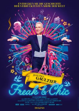Jean Paul Gaultier: Freak & Chic Poster