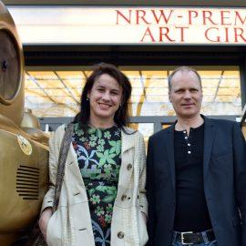 NRW-Premiere: Art Girls Bildergalerie Poster