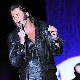 Oliver Steinhoff: The Elvis Show Bildergalerie Poster