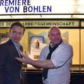 Premiere: Herr von Bohlen Bildergalerie Poster