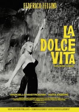 La dolce vita - Das süße Leben Poster