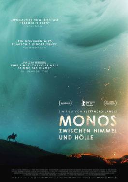 Monos - Zwischen Himmel und Hölle Poster
