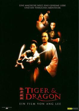 Tiger & Dragon Poster