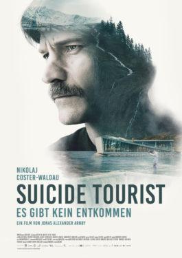 Suicide Tourist - Es gibt kein Entkommen Poster