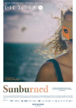 Sunburned Poster