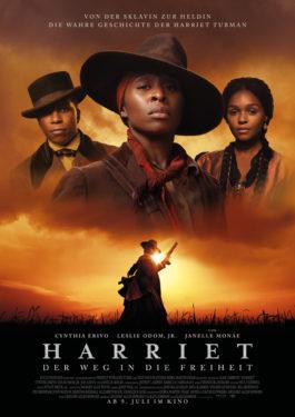 Harriet - Der Weg in die Freiheit Poster