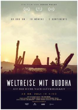 Weltreise mit Buddha - Auf der Suche nach Glückseligkeit Poster