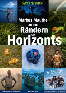 Markus Mauthe: An den Rändern des Horizonts Poster