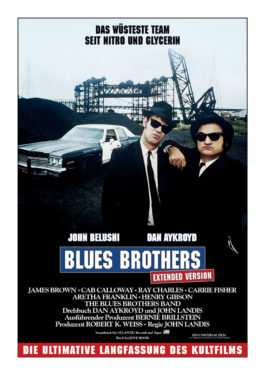 Blues Brothers: Extended Version Poster