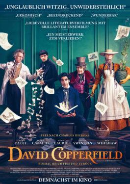 David Copperfield - Einmal Reichtum und zurück Poster