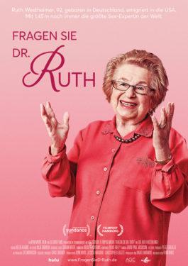 Fragen Sie Dr. Ruth Poster