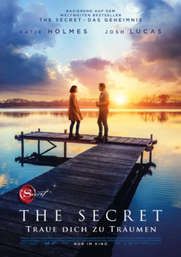 The Secret - Traue dich zu träumen Poster
