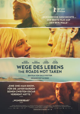 Wege des Lebens - The Roads Not Taken Poster