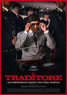 Il Traditore - Als Kronzeuge gegen die Cosa Nostra Poster