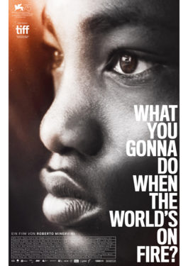 What You Gonna Do When the World's on Fire? Poster