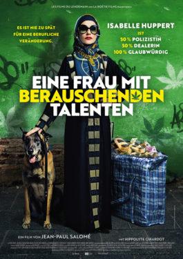 Eine Frau mit berauschenden Talenten Poster