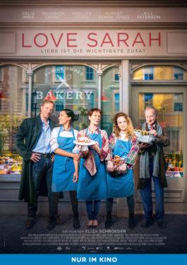 Love Sarah - Liebe ist die wichtigste Zutat Poster