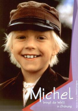 Michel bringt die Welt in Ordnung Poster