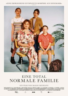 Eine total normale Familie Poster