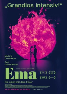 Ema Poster