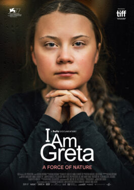 I Am Greta Poster