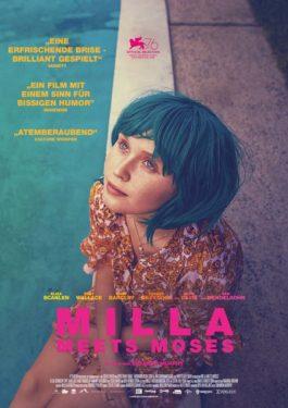 Milla meets Moses Poster