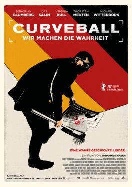 Curveball - Wir machen die Wahrheit Poster