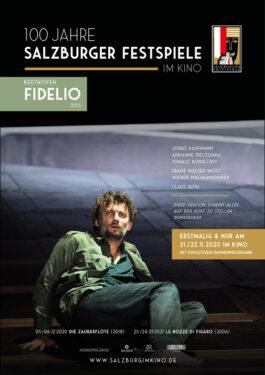 Salzburg im Kino: Beethoven - Fidelio (2015) Poster