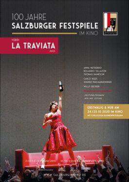 Salzburg im Kino: Verdi - La Traviata (2005) Poster