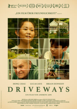 Driveways Poster