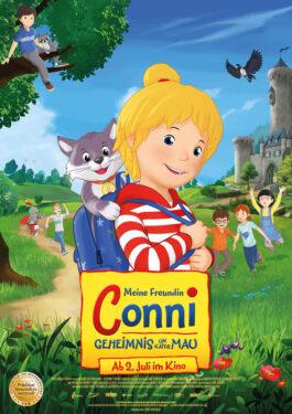 Meine Freundin Conni - Geheimnis um Kater Mau [Abgesagt] Poster