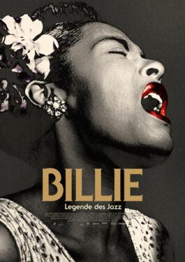 Billie - Legende des Jazz Poster